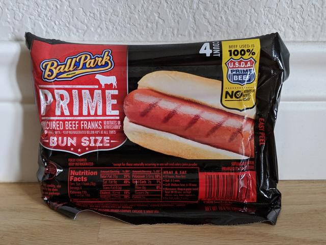 The Best Beef Hot Dog Brands: Our Taste Test Results