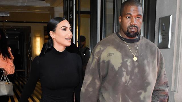 Kim Kardashian Reveals Baby #4's Unique Name & Shares First Photo
