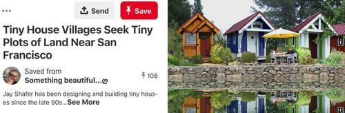 Attention Millennials: You Can Now Buy Tiny Homes on Amazon