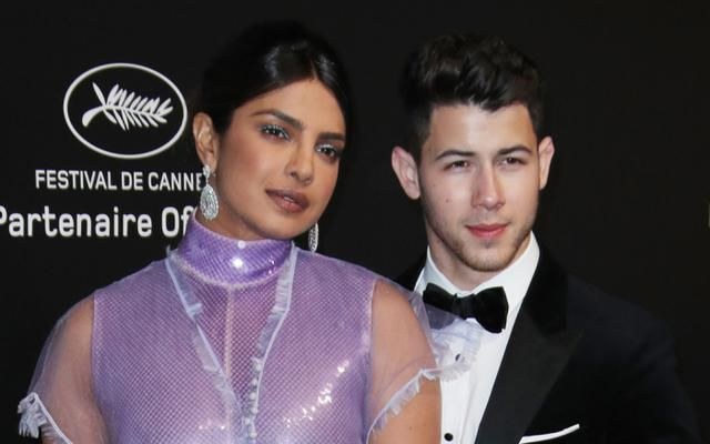Priyanka Chopra Wears the Most Insane Fendi Heels to Cannes Chopard Party With Nick Jonas