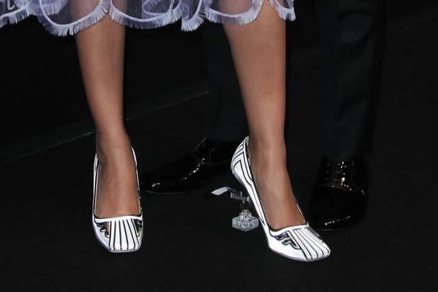 Priyanka Chopra Wears the Most Insane Fendi Heels to Cannes Chopard Party With Nick Jonas
