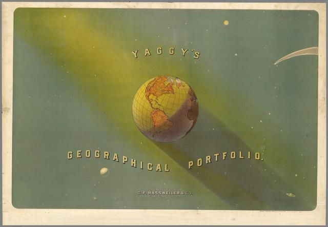 Gorgeous Celestial Maps and Illustrations From a 19th Century American Atlas