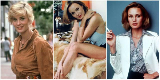 40 Beautiful Photographs of a Young Jessica Lange in the 1970s and 1980s