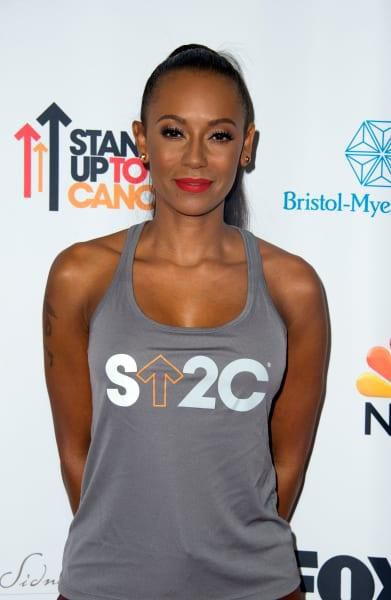 Mel B Hospitalized: Was Her Blindness Caused by Herpes?