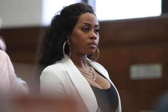Rapper Remy Ma arraigned for punching reality TV star