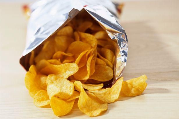 Mums-to-be 'should avoid eating crisps to protect their unborn child'