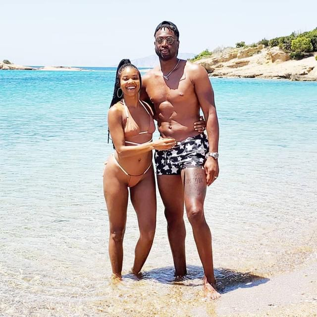 All the Photos from Dwyane Wade and Gabrielle Union's Romantic 'World Tour'