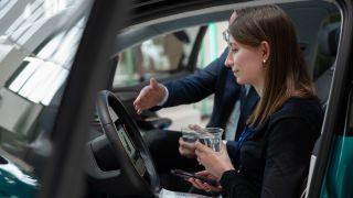 The Byton M-Byte isn't just a car – it's a 'smart device on wheels'