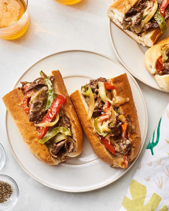 How to Make Easy Philly Cheesesteaks at Home