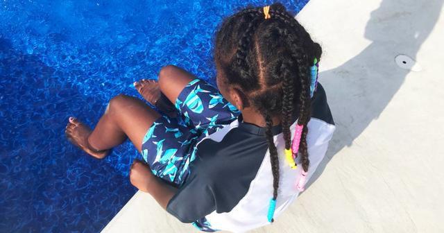 Why My Daughter Wears Swim Trunks