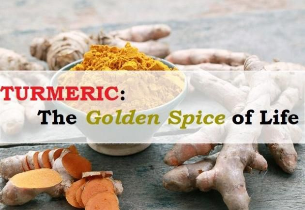 Turmeric, 'The Golden Spice' is 1 of the Most Beneficial Spices in World