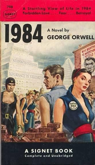 IMHO: a Personal Look at Dystopian Fiction - Part One
