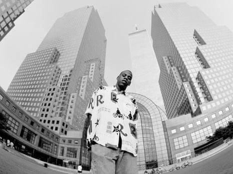 'It's a celebration': tracing the roots of hip-hop through photography