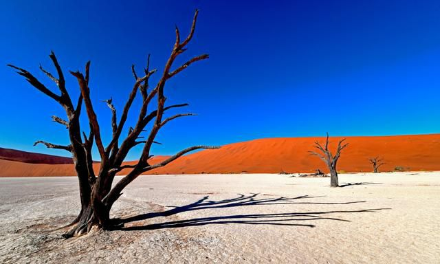 24 of the world's most unusual landscapes