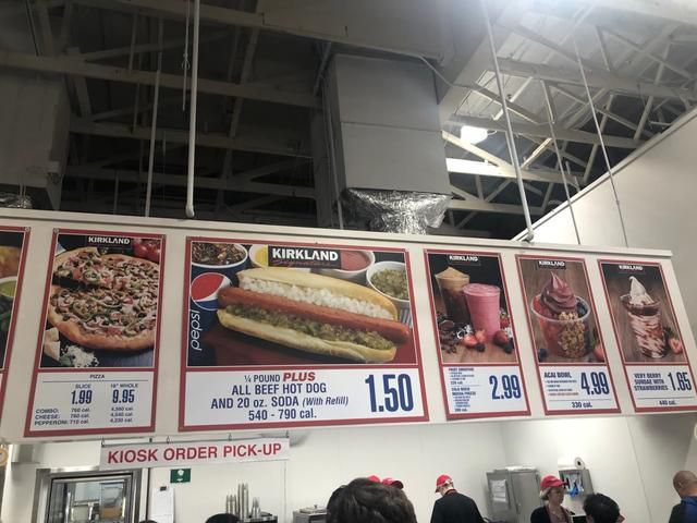These Are the Most Underrated Items at the Costco Food Court