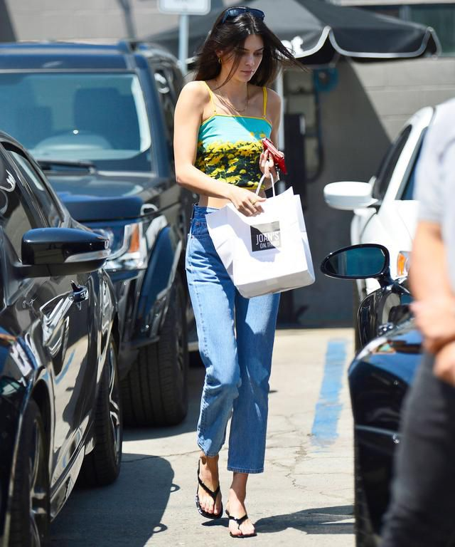 Heeled Flip-Flops Are the Sexy Summer Sandal You Thought You'd Never See Again