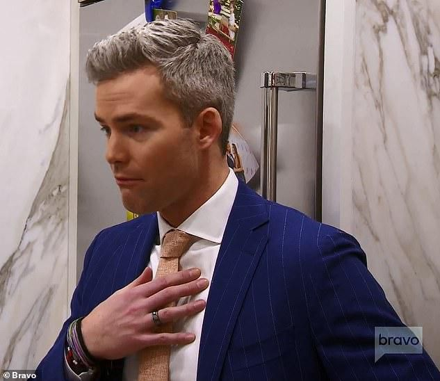 Ryan Serhant tears up to pregnant wife over stagnating real estate sales on Million Dollar Listing