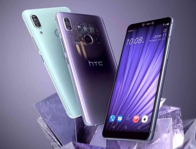 HTC U19e official with 3930mAh battery, Desire 19+ features three rear cameras