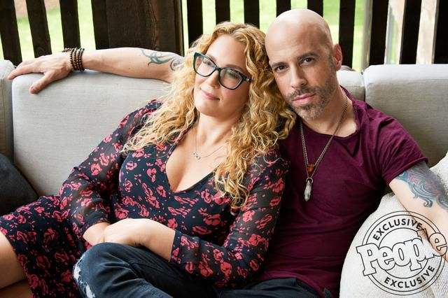 Chris Daughtry and Wife Deanna Reveal She's Bisexual: Why She's Coming Out Now - Through Their Song