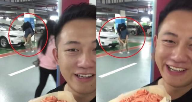 Man Prepares Romantic Surprise For His Girlfriend's Birthday, Catches Her Cheating