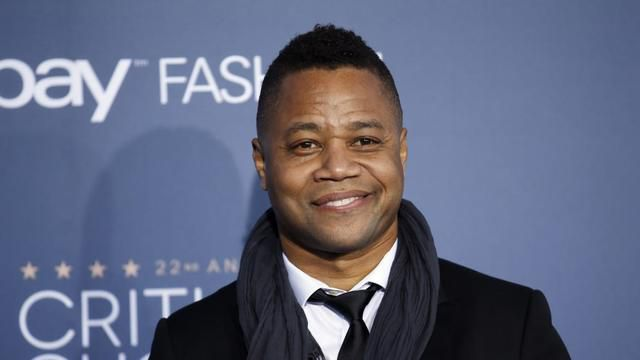 Cuba Gooding Jr. Surrenders to NYPD on Allegations He 'Forcibly' Touched' Woman At Manhattan Club
