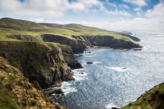 A Tiny Island Off the Coast of Ireland Is Asking Americans to Move There: See Photos