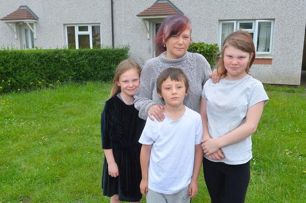 Mum-of-eight faces making two kids homeless after year-long battle for council house