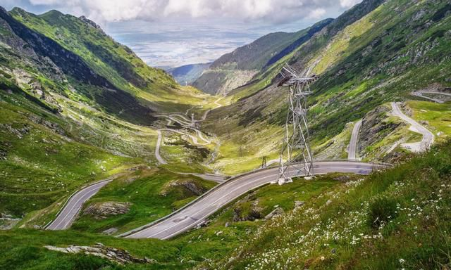 The world's most harrowing roads (that you'd actually want to drive)