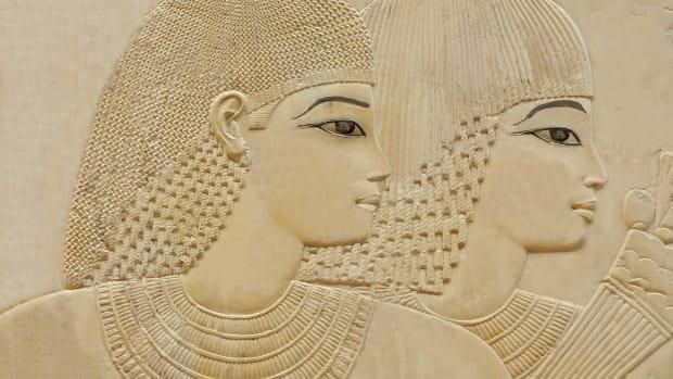 Surprising secrets of Egypt's lost women