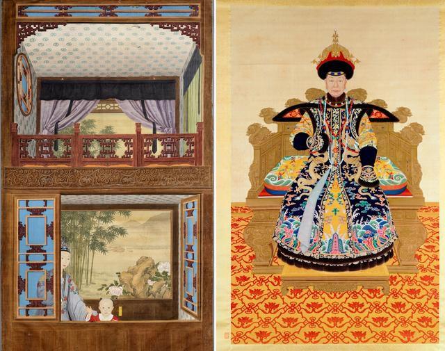 China's last empresses debut in U.S. exhibit