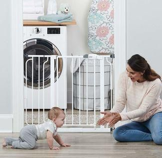 The 10 Best Baby Gates to Keep Kids (and Your House!) Safe