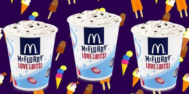 McDonald's Has Completely Redesigned The McFlurry And It's So Much Better