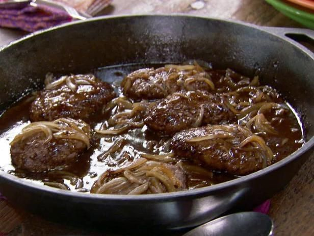What is Salisbury Steak?
