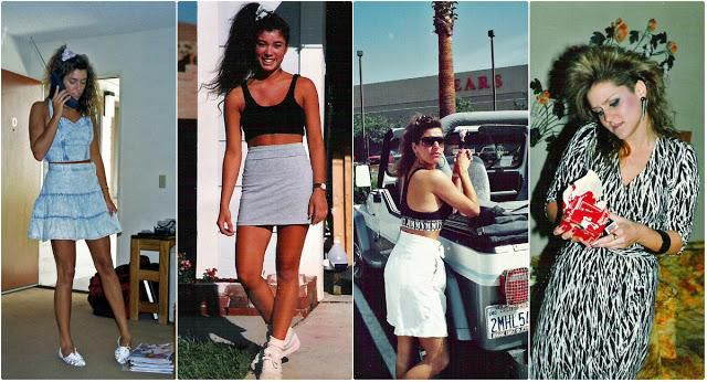 Cool Snaps Defined Fashion Styles of American Youth in the 1980s