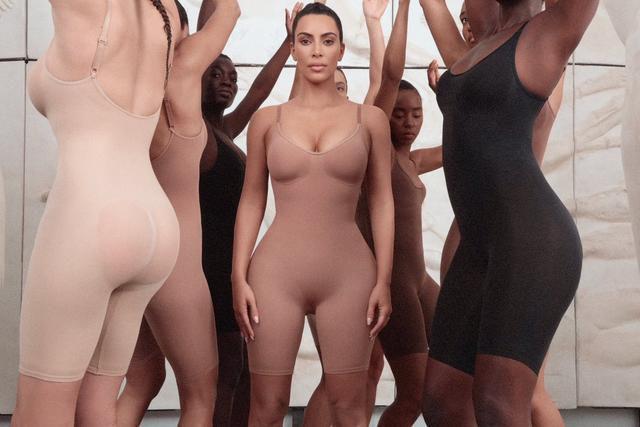 Kim Kardashian Takes on Spanx With New Shapewear Brand