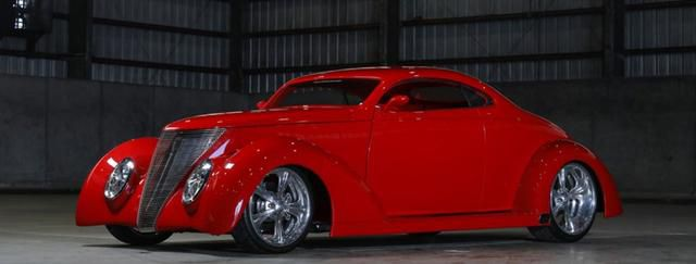 Lock down this collection of hot rods and custom cars at auction