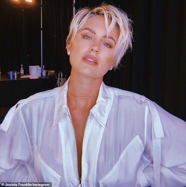 Jesinta Franklin launches own fashion and beauty app