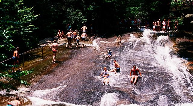 The Best Natural Waterparks In The United States