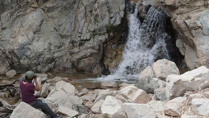 San Bernardino National Forest closes waterfall access, citing too many rescues
