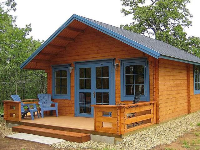 Amazon sells a $19,000 do-it-yourself tiny-home kit that takes only 2 days to build - here's what it looks like