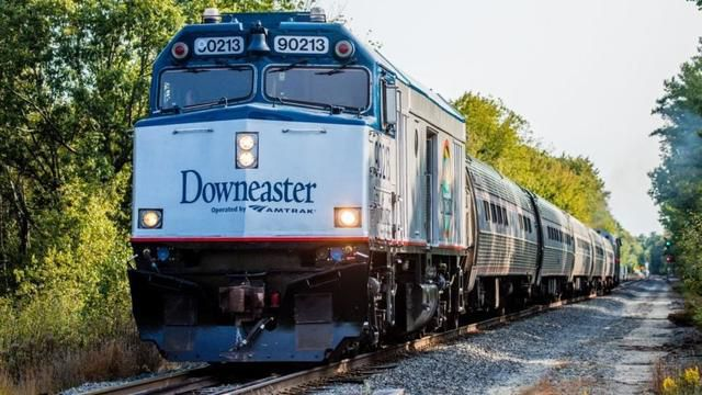 All the places you can go on the Amtrak Downeaster