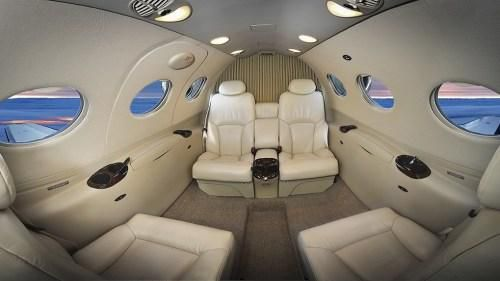 How to Uber a Private Plane