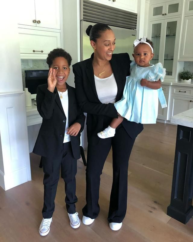 Tia Mowry-Hardrict Reveals Son Cree Slept in Parents' Bed Until He Was 4: 'My Husband's Fine With It'