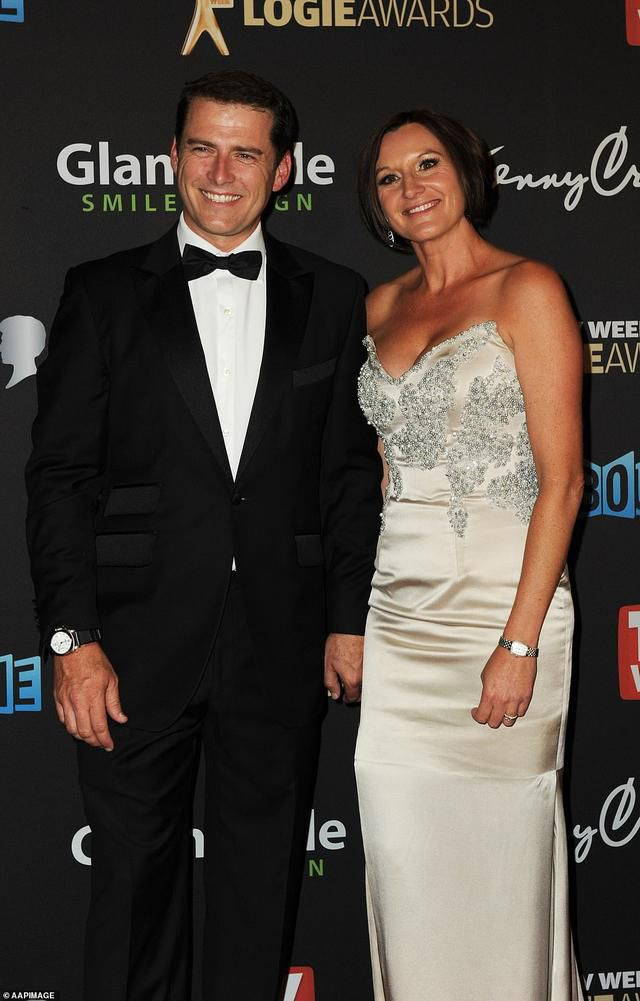 Moving on! Karl Stefanovic and ex-wife Cassandra Thorburn to sell $8 million 'dream home' in Sydney's Lower North Shore complete with a steam room and wine cellar