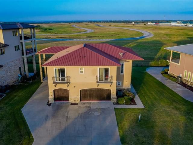 This house for sale near Fort Worth comes with a backyard racetrack