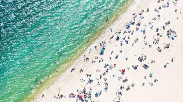 Check out these stunning Cape Cod images a photographer took from a helicopter