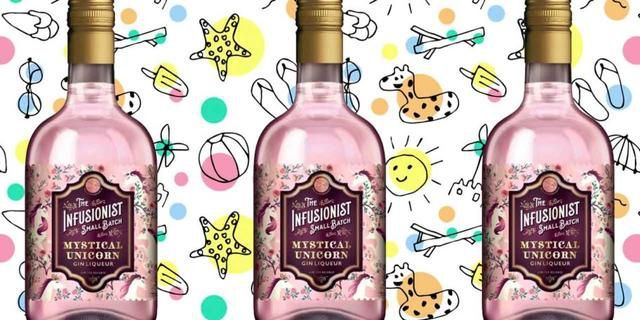 Aldi Is Launching Mystical Unicorn Gin And It Sounds Incredible
