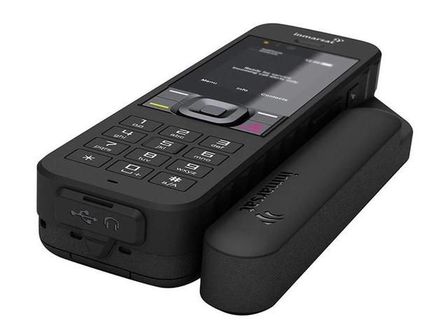 Forget the smartphone and get yourself a satellite phone that will work anywhere on the planet