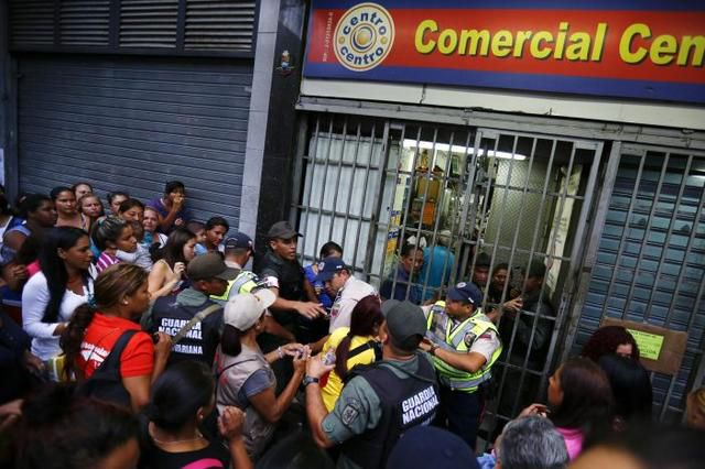 Venezuela Loses Access To Food and Aid