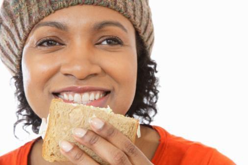 Never: Rye bread
